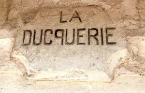 Pierre Domaine de la Ducquerie